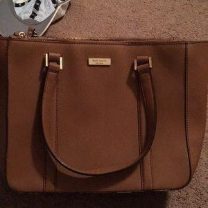 Kate Spade brown purse
